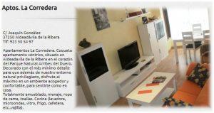 Apartamentos La Corredera