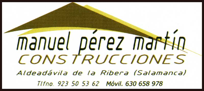 Construcciones Manuel Perez Martin