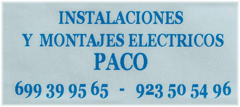 Electricidad Paco