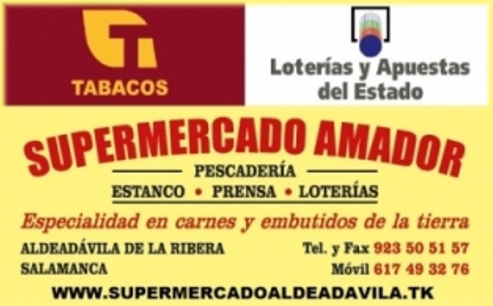 Supermercado Amador - Estanco - Loterias y Apuestas del Estado